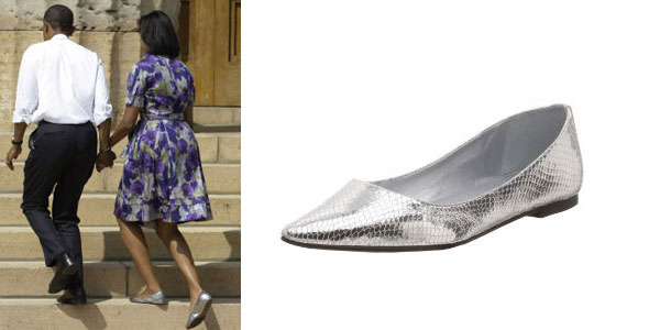 Do You Dare to Step Into the First Lady's Shoes?