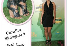 Found it! Halle's Haute Heels at Spike TV's 2009 Guys Choice Awards