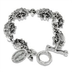 ed-hardy-love-kills-slowly-stainless-steel-skull-link-bracelet-with-enhanced-black-diamond-accents