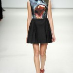 Christopher Kane Gorilla dress