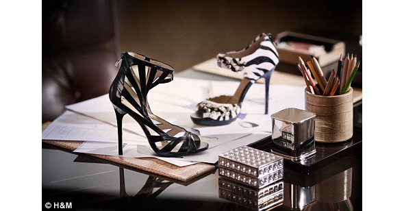 Jimmy Choo shoes handbags accessories to debut at H&M this Fall