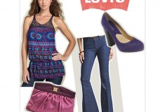 Sponsored Post: Levi's Original Style Sweeps - win 5 fresh looks