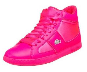 Lacoste Women's Observe 2 Hi Sneakers