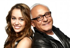 Max Azria & Miley Cyrus team up for Walmart clothing line