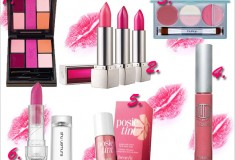 Summer love - hot pink lips!