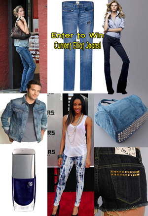 Weekly Shopping and Goodies denim