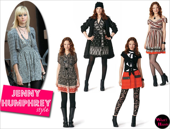Anna Sui Target Go collection channels Gossip Girl jenny humphrey taylor momsen