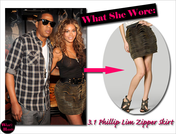 What She Wore: Beyonce at the
