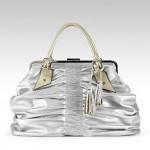 Kristin Davis collection belk large frame satchel