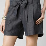 Kristin Davis collection belk pleated short