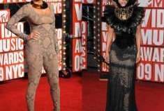 MTV Video Music Awards - haute or not on the red carpet