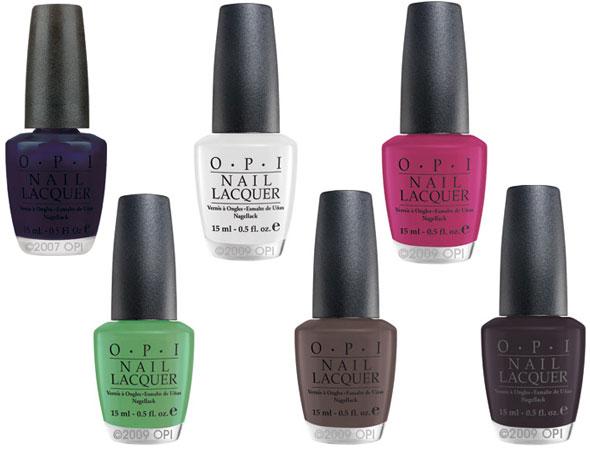Matte nail polish gift set