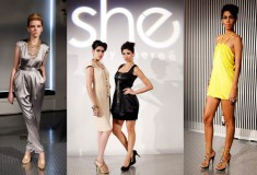 She By Sheree - Spring/Summer 2010 at New York Fashion Week