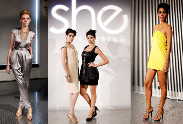 She By Sheree - Spring Summer 2010 at New York Fashion Week