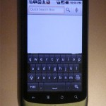 Exclusive photos First look at Google's new Android 2.1 phone Nexus One