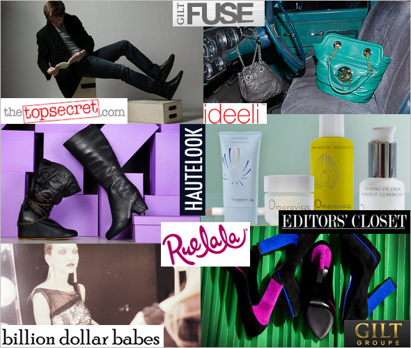 Find Get yourself the gifts you really wanted for Christmas on sale this week at  online with exclusive sample sales at Gilt, Gilt Fuse, ideeli, Row Nine, Rue La La, Billion Dollar Babes, Editor's Closet, Beyond the Rack, HauteLook, Jetsetter, Gilt Man, The Top Secret, The Skinny, and Rent the Runway