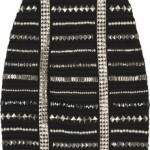 Balmain studded-mini-skirt