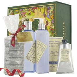 Win Lavender Bodycare Set from L'Occitane