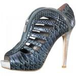 H Williams' python spring shoes rueda blue