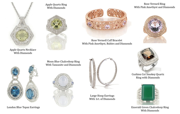 Exclusive look at Ramona Singer's new Jewelry Line for HSN