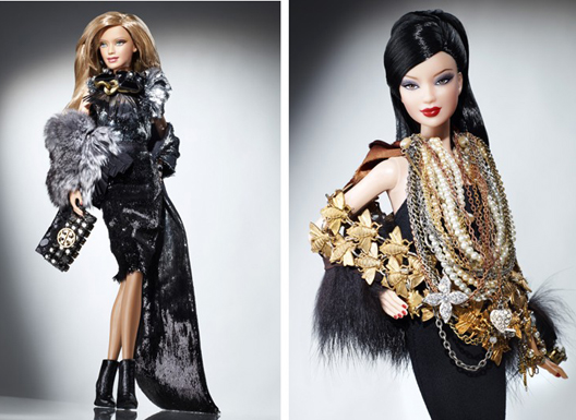 Barbie by Tory Burch and Justin Giunta Subversive