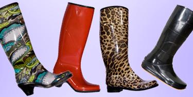Dav rain boots ideeli wellies