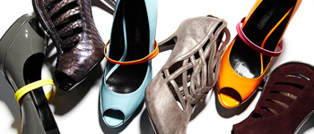 Heather Williams and DAVIS Ruthie Davis shoes sample sale on Gilt