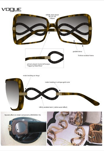 Kara Ross wants to cover your eyes - launching limited-edition sunglasses exclusively for Sunglass Hut CFDA