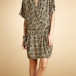 RACHEL Rachel Roy Mini Painted 24hr Leopard Dress