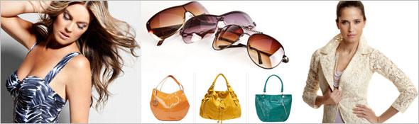 Shop Saturday and Sunday sample sales handbags sunglasses swimwear women's apparel