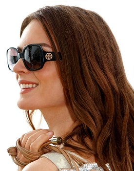 Accessory must-have: Tory Burch Oversized Square Sunglasses