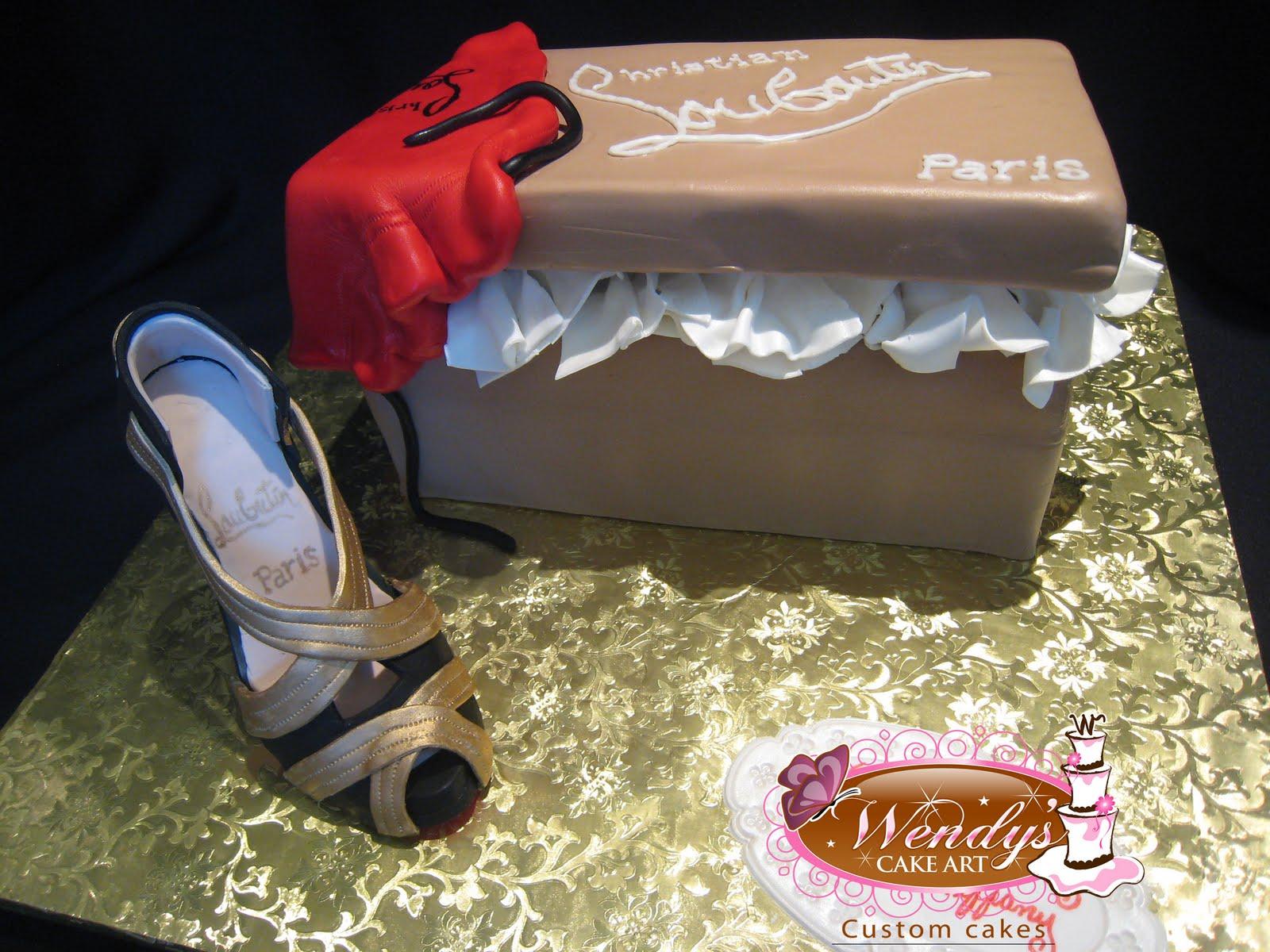 wendys-cake-art-loubie-shoe-box