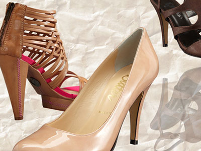 shoes by mea shadow and butter on gilt