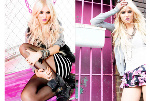 taylor-momsen-material-girl by madonna