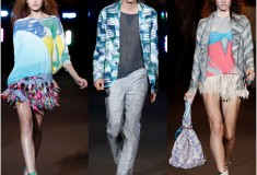 Mercedes-Benz Fashion Week: Custo Barcelona Spring 2011