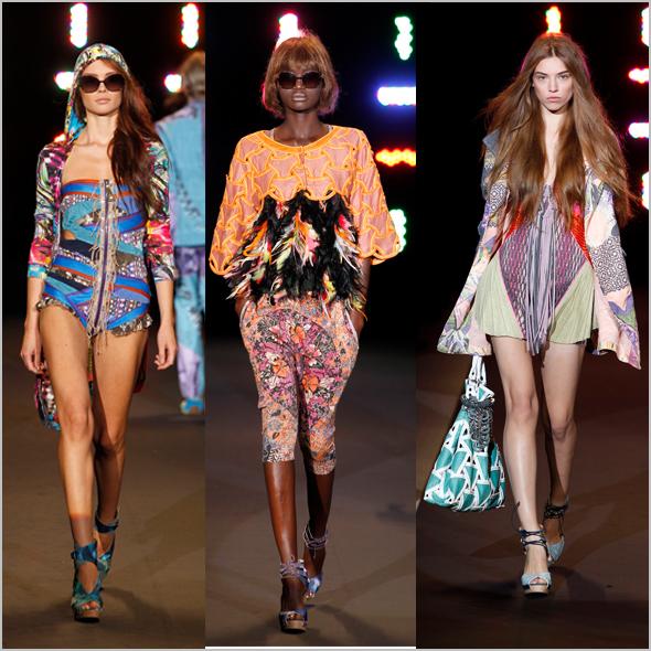 Spring 2011 Custo Barcelona Mercedes-Benz Fashion Week in New York