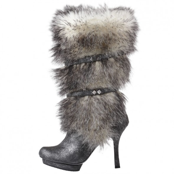 Isabel Toledo for Payless poodle boot