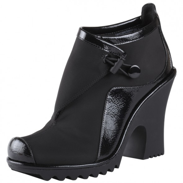 Isabel Toledo for Payless front fold bootie