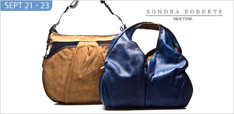 sondra roberts bags