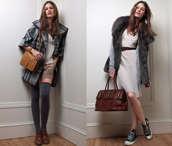 Club Monaco debuts fall and holiday capsule collection online at Shopbop