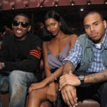 fabolous-jessica-white-and-chris-brown Swatch New Gents Collection launch party