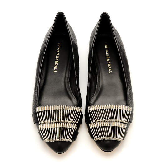 MUST. HAVE. THESE. Loeffler Randall Alice safety pin flats fashion