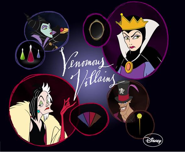 MAC introduces Venomous Villains Collection