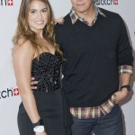 nikki-reed-chaske-spencer Swatch New Gents Collection launch party