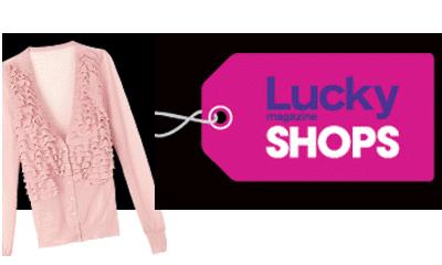 Lucky Shops 2010, the ultimate shopping event returns Nov. 4