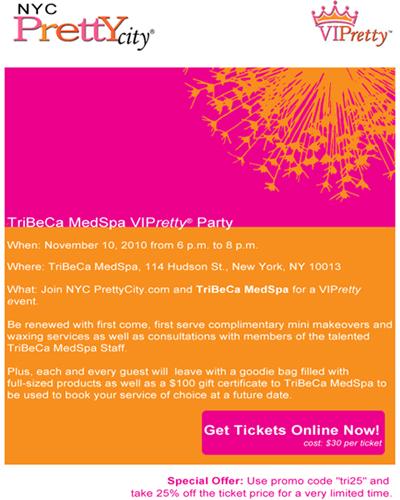 Tribeca Med Spa Reviews