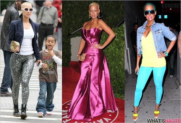 Amber-Rose-best-celebrity-fashion style -2010