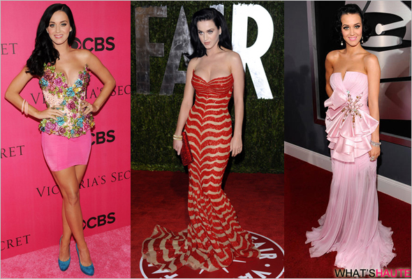 Katy Perry Best Celebrity Fashion 2010 What 39 S Haute