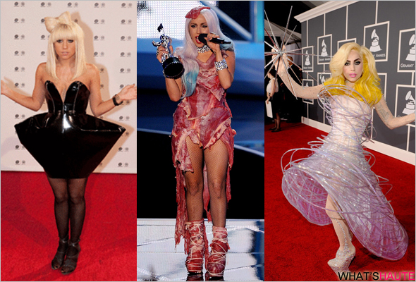 Lady gaga dress styles