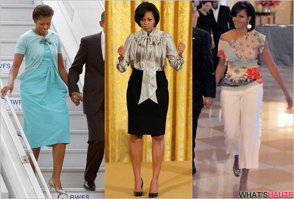 Michelle-Obama-best-celebrity-fashion style-2010